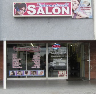 International Salon since 1998