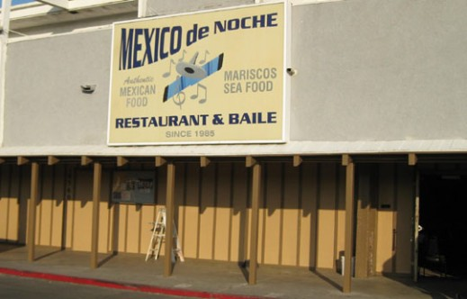 Mexico de Noche — Great food and entertainment since 1985